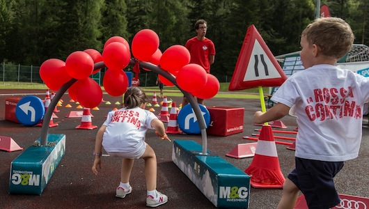 Foto-Gallery del 2° La Rossa Cortina Summer Games Contest